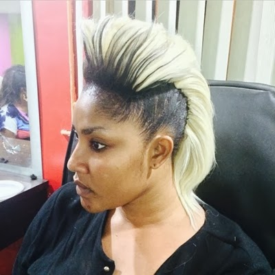 angela okorie hairstyle