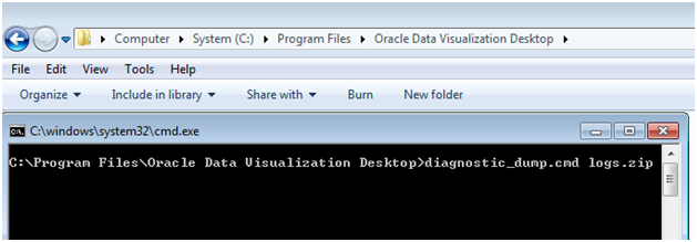 4 Steps to Oracle Data Visualization Diagnostics Support | Oracle