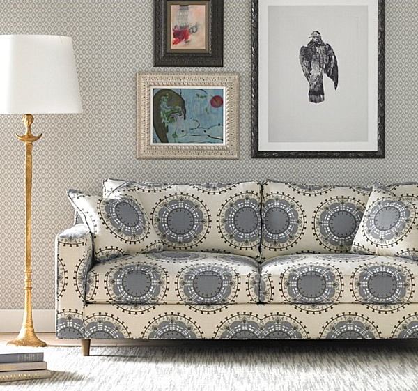 Behold The Beauty The Beauty Of Patterned Sofas