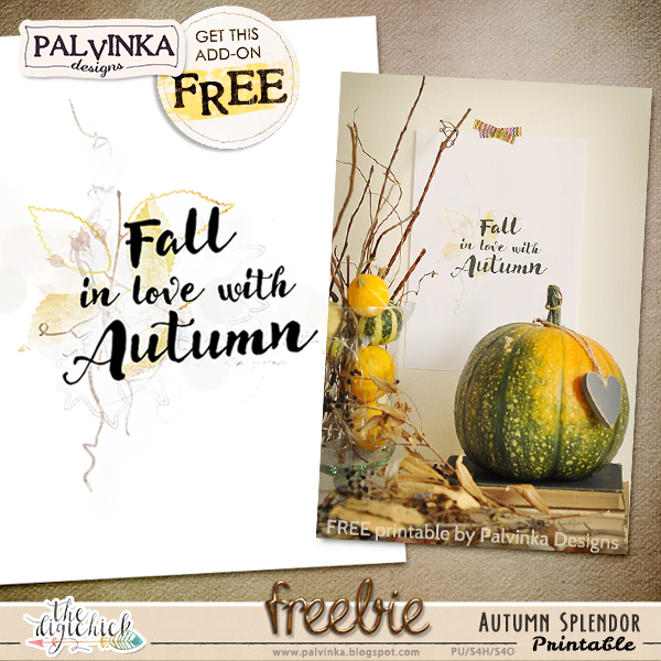 Autumn Splendor + Free Bonus & Two Freebies