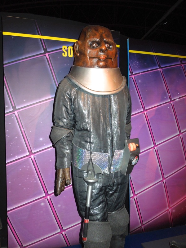 Sontaran Commander Linx Doctor Who Time Warrior 1973