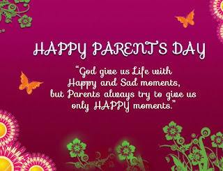 1 - Happy Parents Day 2017 Quotes Whatsapp Status Images Wishes