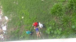 """Mulher se joga de ponte na Zona Norte de Caicó. """"É a segunda vez"""", disse socorrista"""