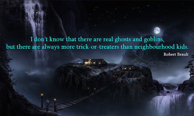 happy halloween quotes for facebook