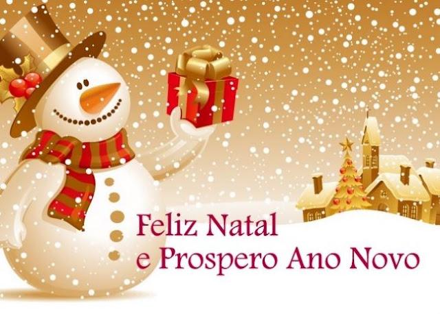 mensagem de feliz natal e ano novo