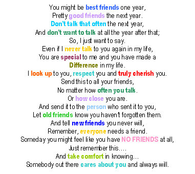 Plan your Friendship Day