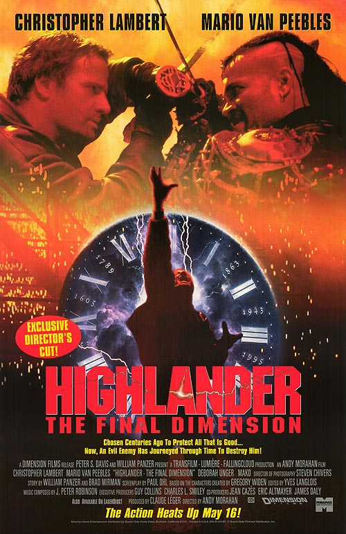 Episode 292 Highlander Iii The Final Dimension