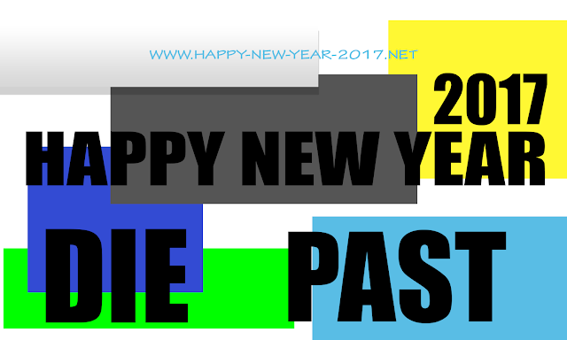 Happy New Year 2017 HD Wallpapers