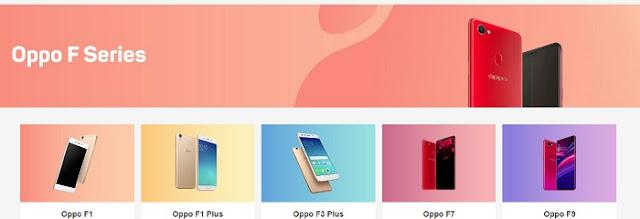 Harga HP Oppo Terbaru di Tahun 2019 - Blog Mas Hendra