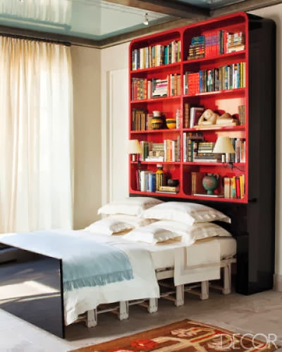 Inside Out Interiors Style Sunday: Inside & Out Interiors: Crazy Bookshelf Ideas