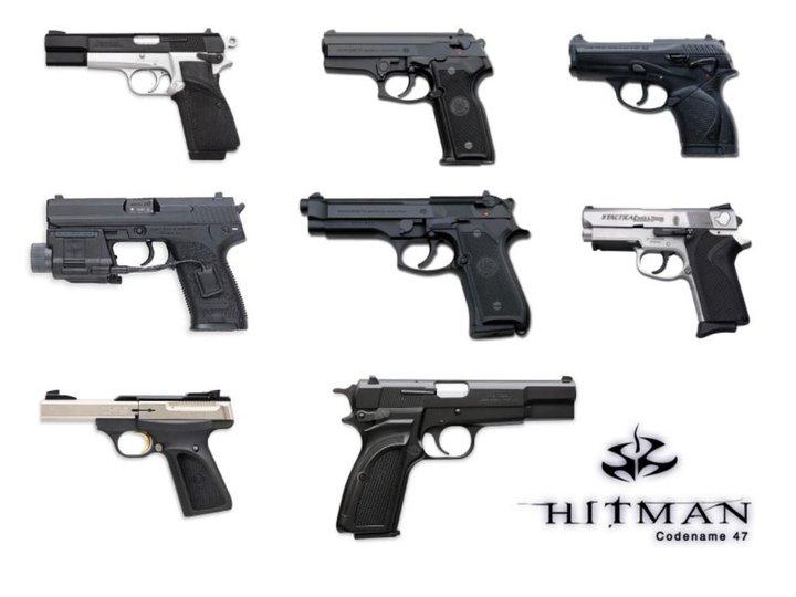 Personal Weapons Gun Grenade Knife Tt Pistol 9mm Forces