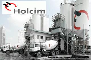Info Lowongan Kerja PT. Holcim Indonesia Tbk