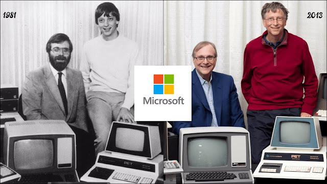 وفاه مؤسس شركة عملاقة البرمجيات مايكروسوفت