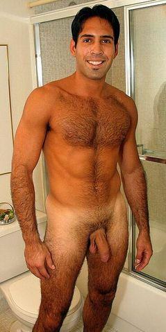 Nude Indian Man Photobr