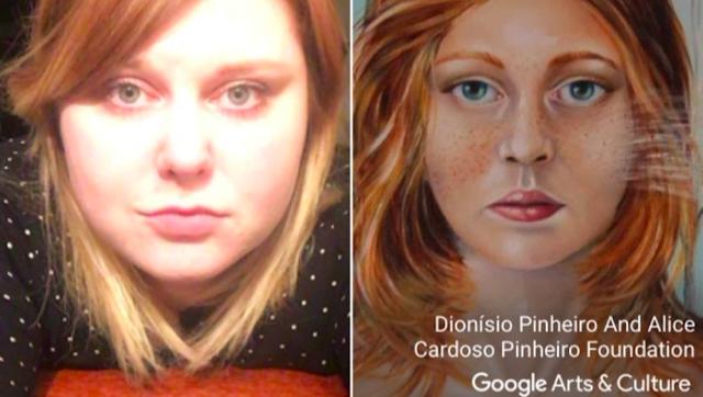 Buongiornolink - Scattati un selfie e scopri a quale celebre ritratto somigli di più
