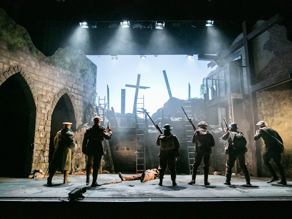 Birdsong (UK Tour), New Victoria Theatre | Review