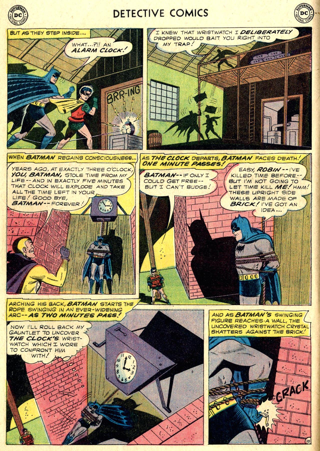 Read online Detective Comics (1937) comic -  Issue #265 - 12