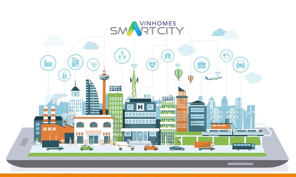 Vingroup triển khai xây dựng thành phố thông minh tại phía Tây Hà Nội