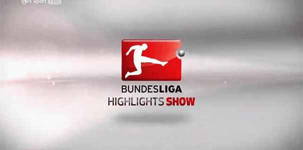 BUNDESLIGA HIGHLIGHTS SHOW - 28TH AUGUST 2017