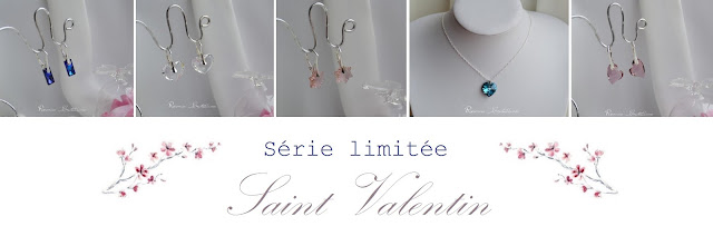 Collection capsule saint valentin