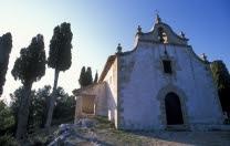 San Miguel, ermita, Fuentespalda