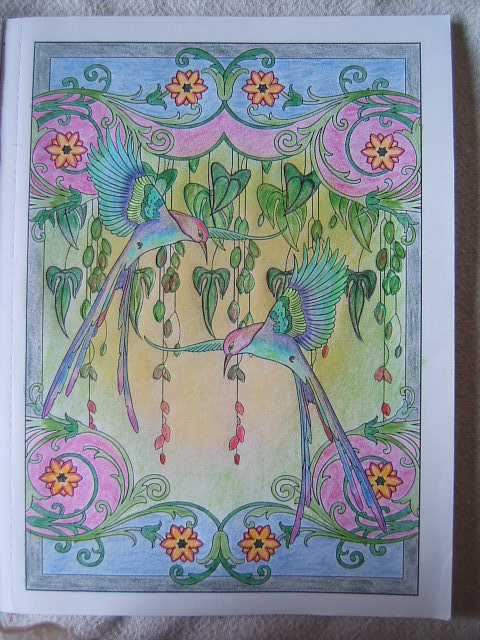 - Fairy Cottage And Garden..... Re- Enchanted Life Of A Domestic Mystic: Coloring  Book Pages