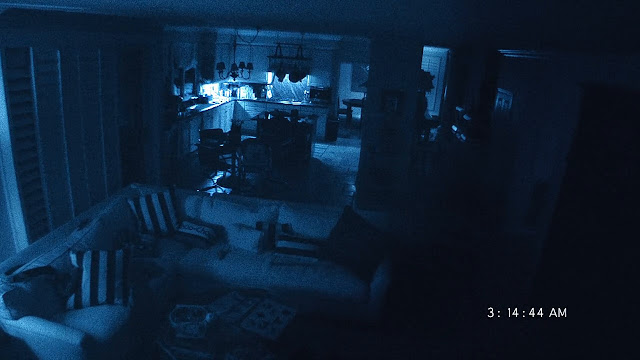 DOWNLOAD Paranormal Activity 2 (2010) UNRATED 720p 1.3GB BluRay [Dual Audio] [Hindi – English DD 5.1] MKV.