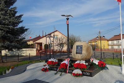 Pomnik Wolności w Sarzynie