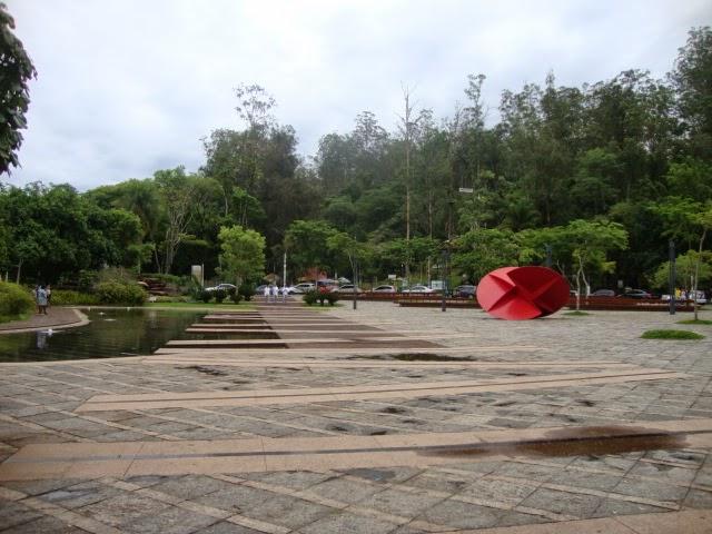 Praça de Águas de São Pedro
