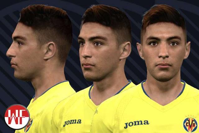 Leonardo Suarez Face PES 2017