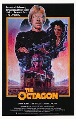The Octagon 1980 DVD R1 NTSC Latino