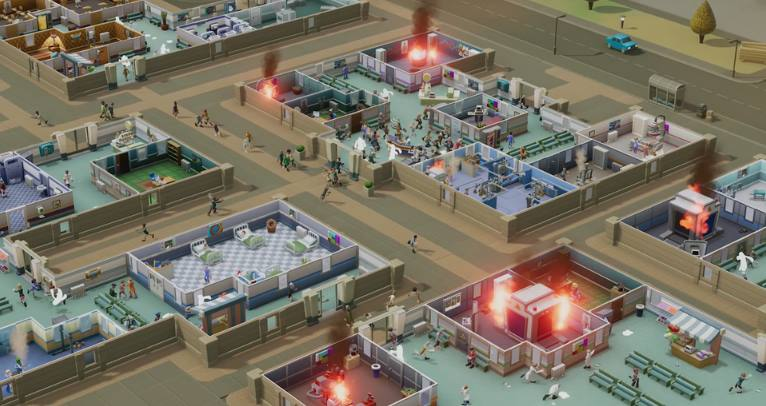 Two Point Hospital PC Full Español