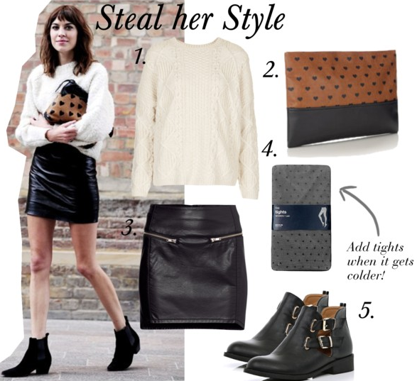 Guest Post: Four Top A/W Style Steals by Lucinda Bounsall at farfetch.com