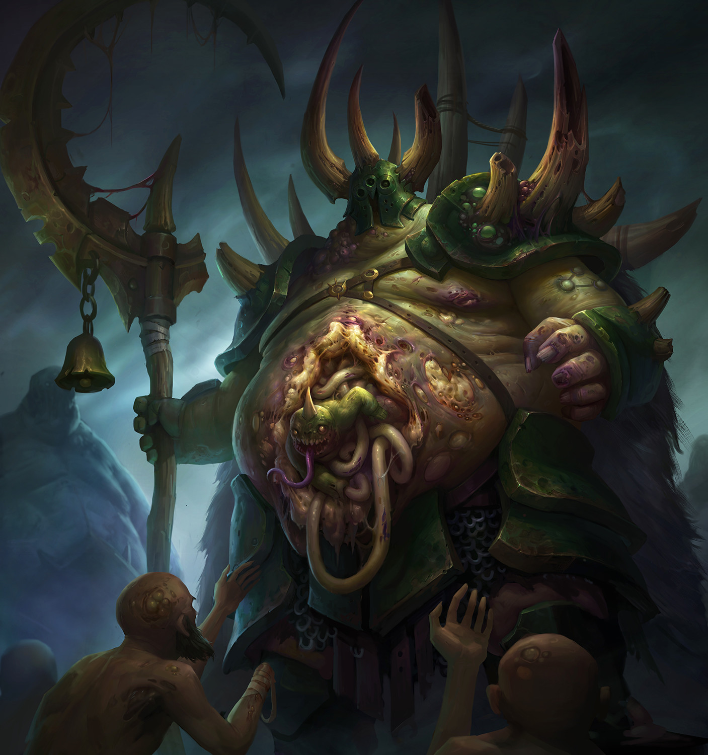 Well of Eternity: Artworks From Age of Sigmar XI - All ...