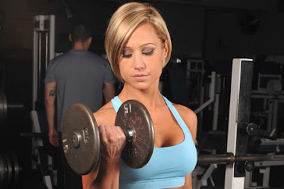 bentot strong woman sexy strong woman  jamie eason