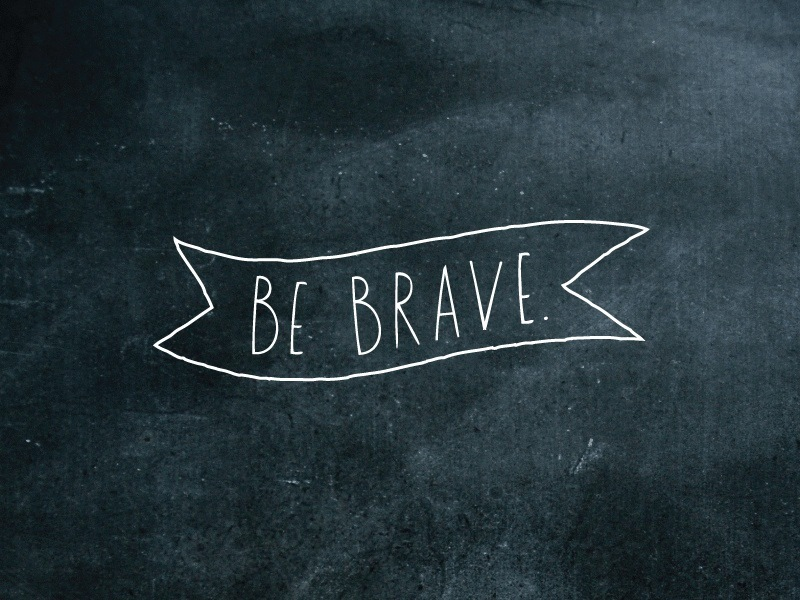 Milk And Honey Quote Wallpapers Keep Calm And Carry On Be Brave And Just Blog It