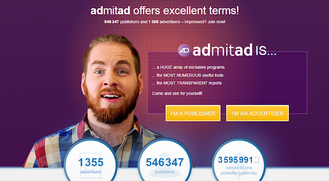 admitad CPA Affiliate Network