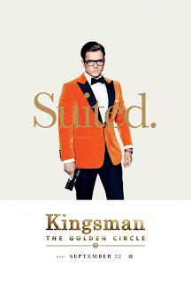 Kingsman: The Golden Circle - Segundo Poster & Segundo Trailer