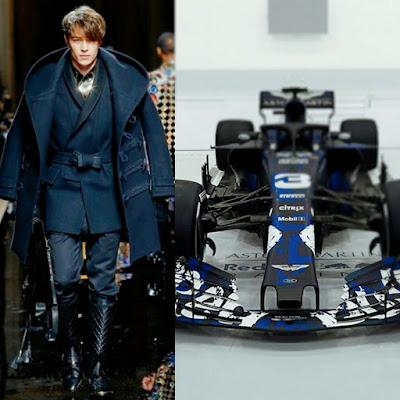 Red Bull Racing F1 team