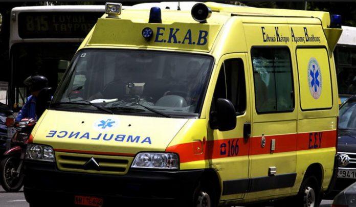 Παιδάκι 4 ετών έπεσε από το μπαλκόνι και νοσηλεύεται σε σοβαρή κατάσταση