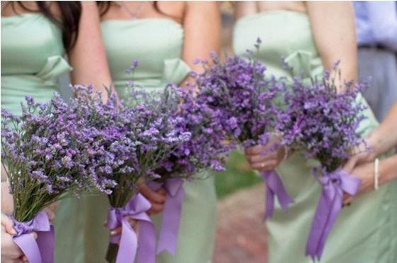 Wedding Colors Lavender Mint The Perfect Palette