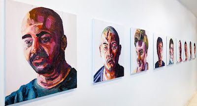 'Another Day in Paradise' - Myuran Sukumaran's exhibition opens in Sydney