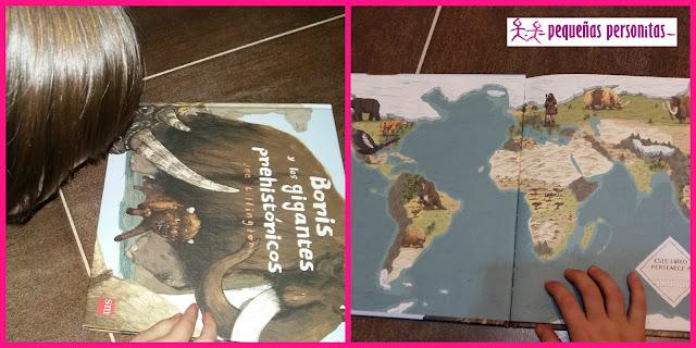 Boris y los gigantes prehistóricos, club de lectura, Joe Lillington, libros, libros infantiles, literatura, literatura infantil