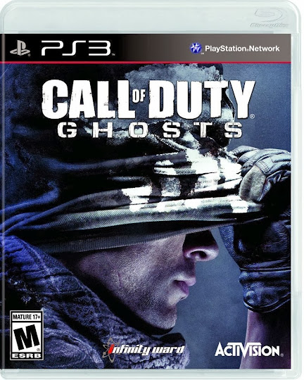Call of Duty Ghosts PS3 Español Latino
