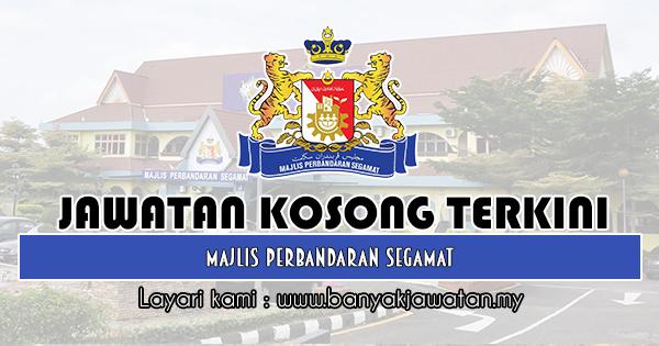 Jawatan Kosong 2019 di Majlis Perbandaran Segamat