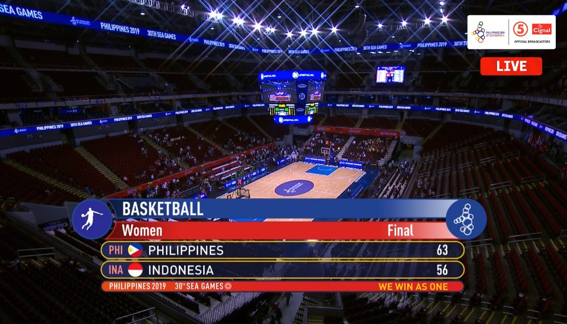 Gilas Pilipinas Women def. Indonesia, 63-56 (HIGHLIGHTS) SEA Games 2019 | December 5