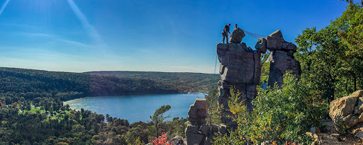 Ice Age Trail Devils Lake Segment
