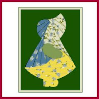 SUNBONNET SUE IRIS FOLDING