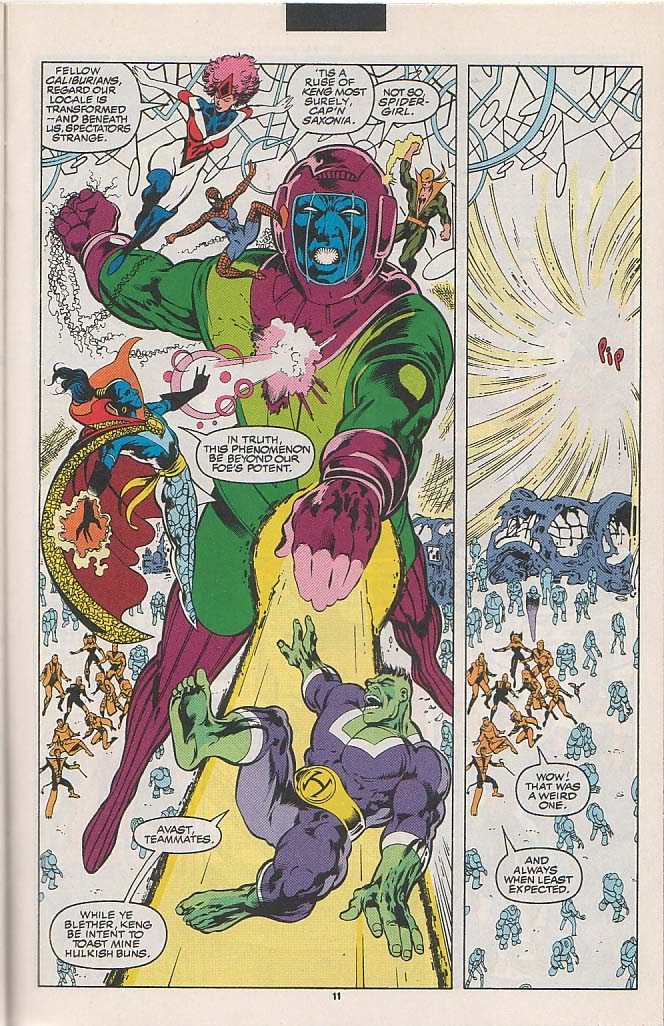 Excalibur (1988) issue 49 - Page 9