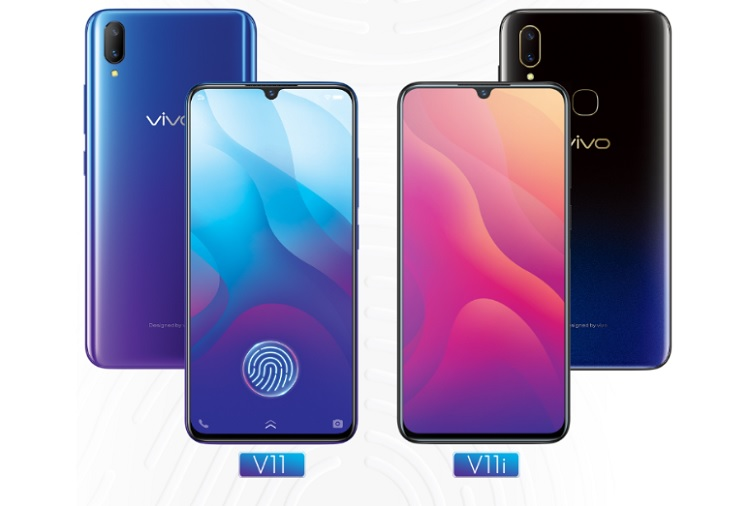 Vivo V11i Unveiled; Halo FullView Display, Helio P60, and 4GB RAM